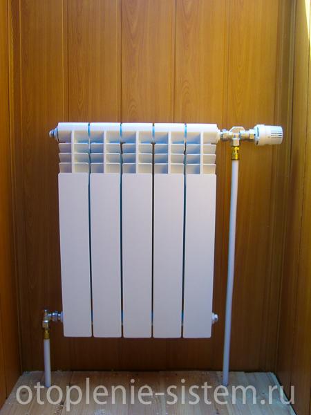 отопление дома железнодорожный